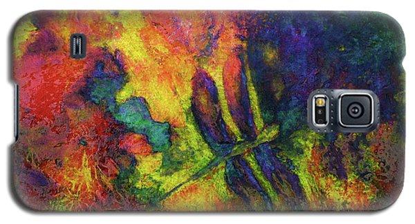 Darling Darker Dragonfly Galaxy S5 Case