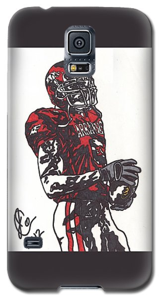 Darren Mcfadden 3 Galaxy S5 Case by Jeremiah Colley