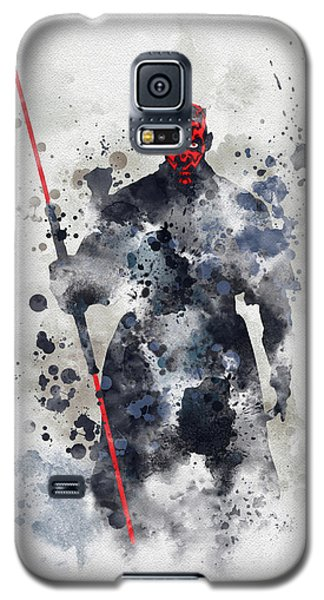 Star Wars Galaxy S5 Case - Darth Maul by My Inspiration