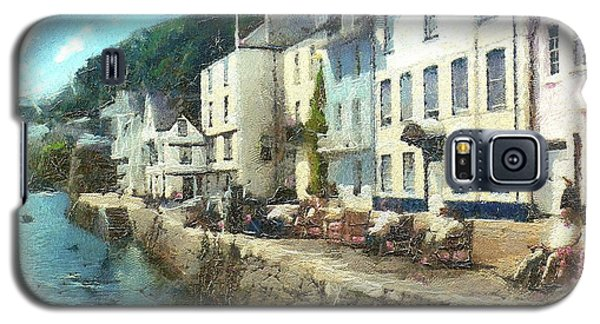 Bayards Cove Dartmouth Devon  Galaxy S5 Case