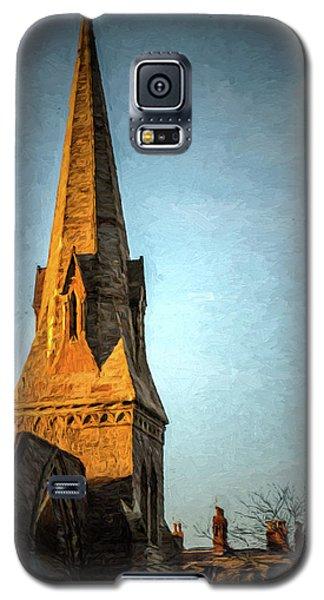 Dartmouth Street In Boston Galaxy S5 Case