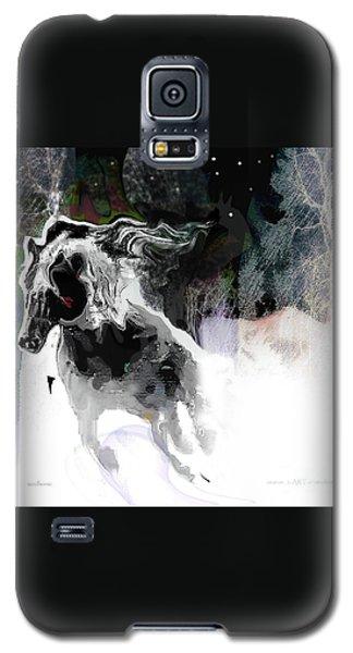 Dashing Through The Snow Galaxy S5 Case