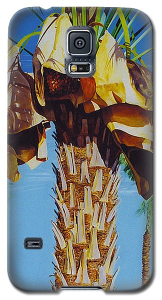 Date Palm Galaxy S5 Case