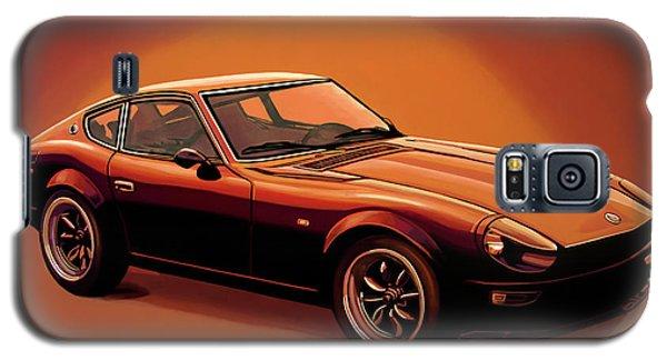 Datsun 240z 1970 Painting Galaxy S5 Case by Paul Meijering