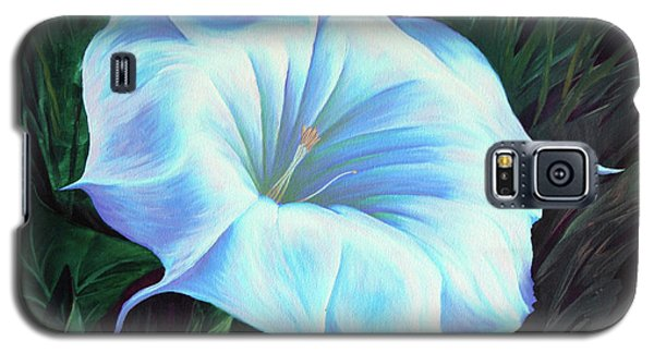 Datura Flower Galaxy S5 Case