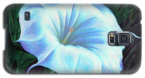 Datura Flower Galaxy S5 Case