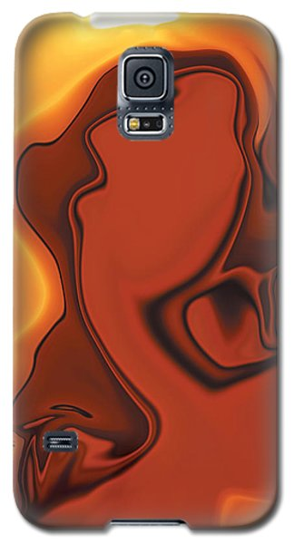 Galaxy S5 Case featuring the digital art Daughter Of Venus by Rabi Khan