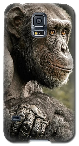 Galaxy S5 Case featuring the photograph Dave by Chris Boulton