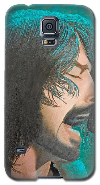 Dave Grohl Of The Foo Fighters Galaxy S5 Case