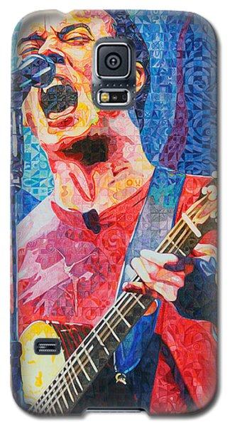Dave Matthews Squared Galaxy S5 Case