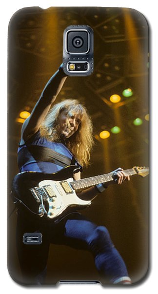 Dave Murray Of Iron Maiden Galaxy S5 Case