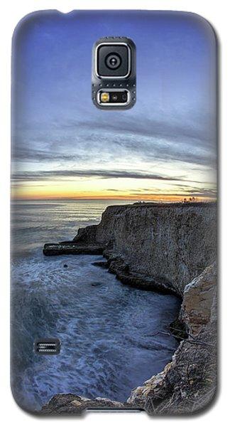 Davenport Bluffs At Sunset Galaxy S5 Case