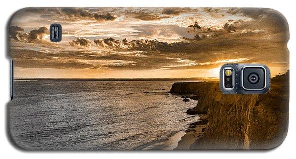Davenport Cliffs Galaxy S5 Case