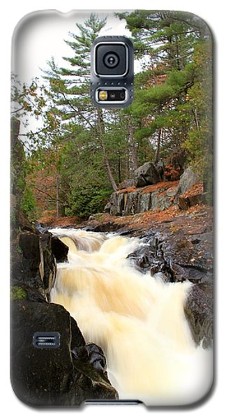 Dave's Falls #7277 Galaxy S5 Case