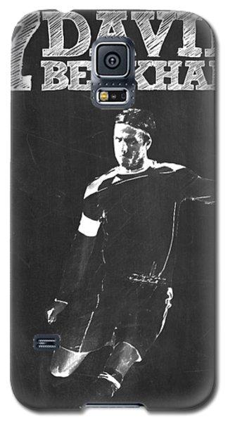 David Beckham Galaxy S5 Case