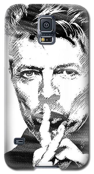 David Bowie Bw Galaxy S5 Case