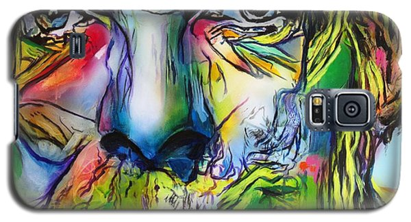David Bowie Galaxy S5 Case by Eric Dee