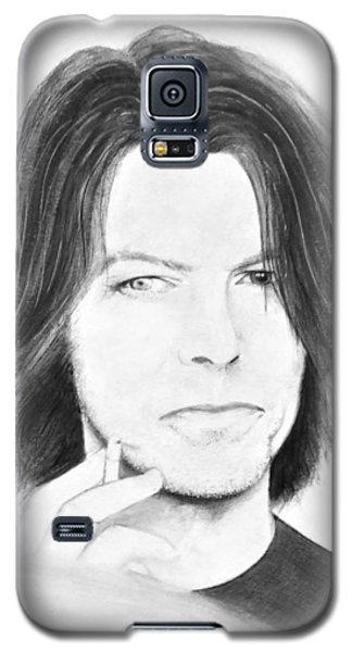David Bowie - No Pressure Galaxy S5 Case