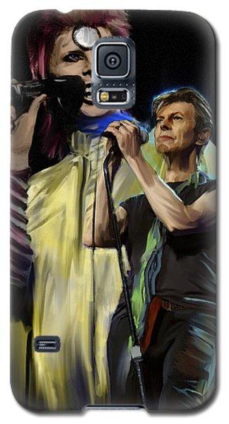 David Bowie  Performance  Galaxy S5 Case