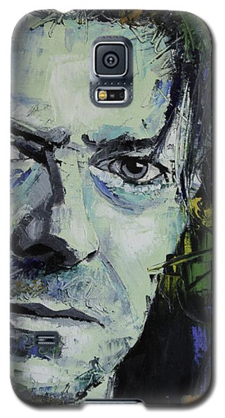 David Bowie Galaxy S5 Case by Richard Day