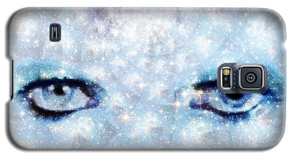 David Bowie / Stardust Galaxy S5 Case by Elizabeth McTaggart