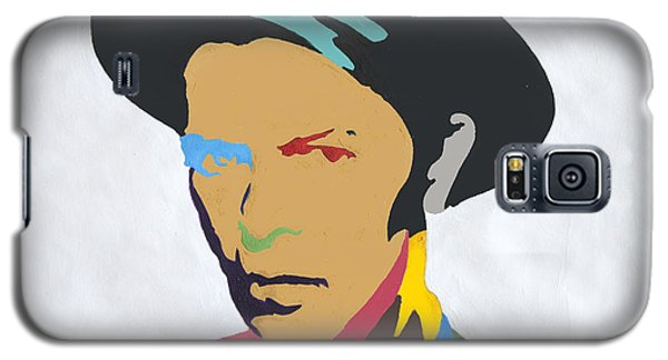 David Bowie Galaxy S5 Case by Stormm Bradshaw