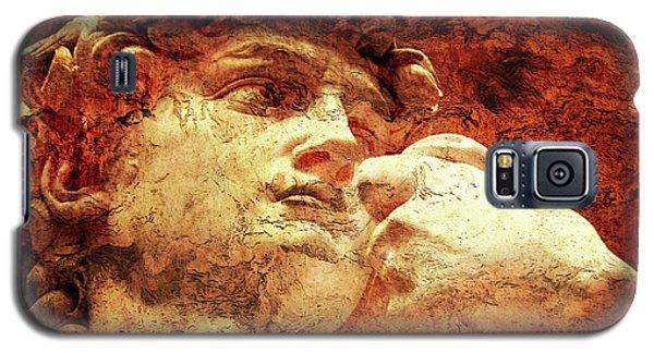 David By Michelangelo Galaxy S5 Case by J- J- Espinoza