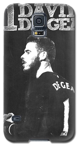 David De Gea Galaxy S5 Case by Semih Yurdabak