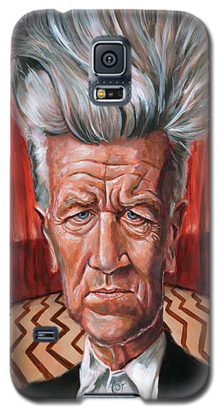 David Lynch Galaxy S5 Case