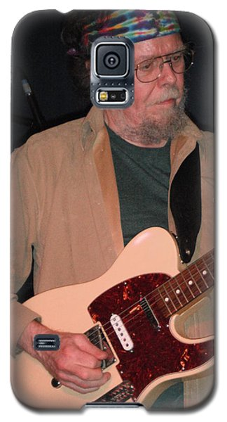 Galaxy S5 Case featuring the photograph David Nelson by Susan Carella