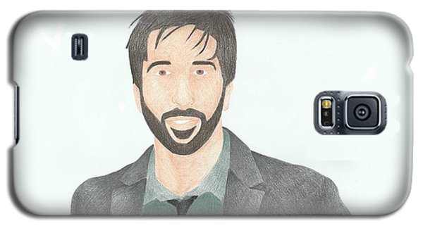 David Schwimmer Galaxy S5 Case