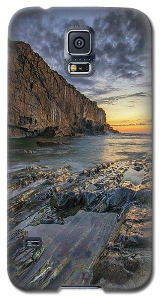 Dawn At Bald Head Cliff Galaxy S5 Case