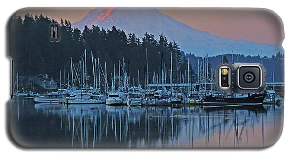 Dawn At Gig Harbor Galaxy S5 Case