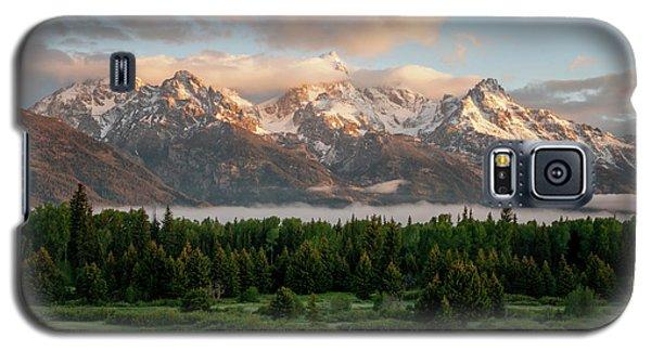 Dawn At Grand Teton National Park Galaxy S5 Case