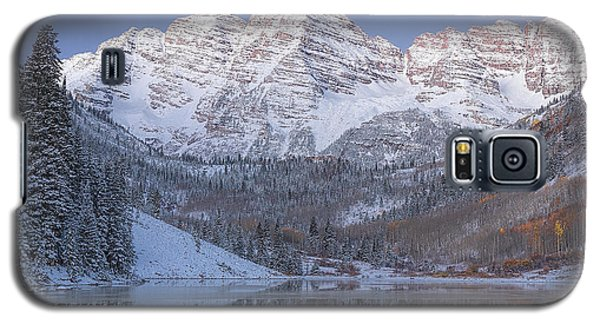 Dawn At Maroon Bells 2 Galaxy S5 Case