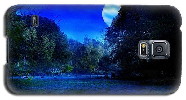 Dawn At Night Galaxy S5 Case