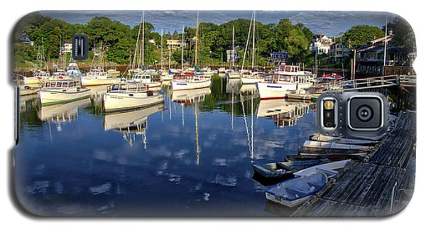 Dawn At Perkins Cove - Maine Galaxy S5 Case