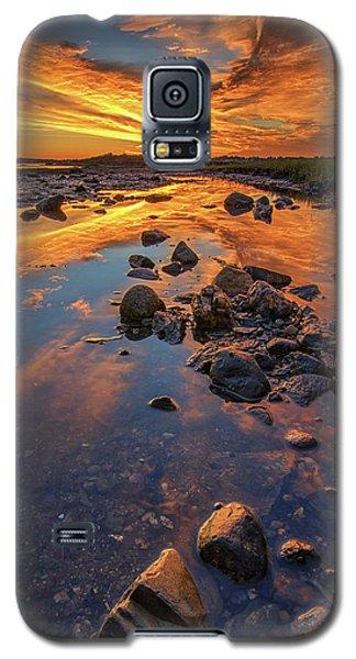 Dawn At Pott's Point Galaxy S5 Case