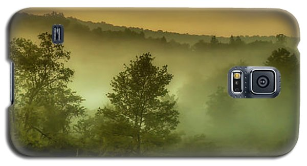 Galaxy S5 Case featuring the photograph Dawn At Wildlife Management Area by Thomas R Fletcher