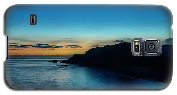 Dawn Blue In Mediterranean Island Of Minorca By Pedro Cardona Galaxy S5 Case