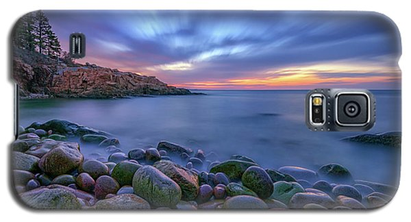 Dawn In Monument Cove Galaxy S5 Case by Rick Berk