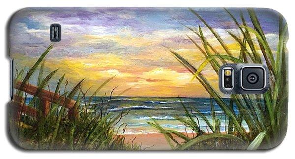 Dawn Is Breaking  Galaxy S5 Case by Susan Dehlinger
