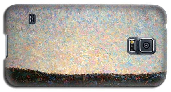 The Sky Galaxy S5 Case - Dawn by James W Johnson