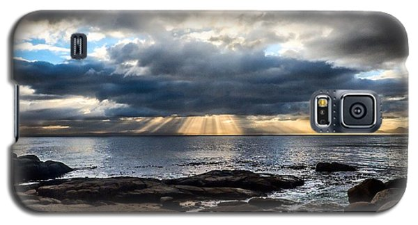 Dawn Light Galaxy S5 Case