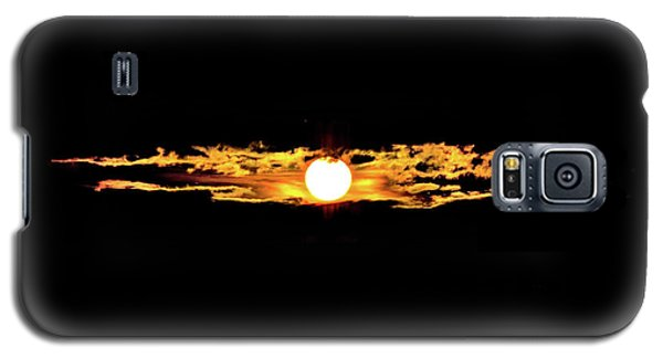 Galaxy S5 Case featuring the photograph Dawn Of The Golden Age by Az Jackson