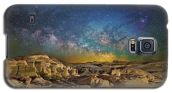Dawn Of The Universe Galaxy S5 Case
