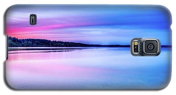 Galaxy S5 Case featuring the photograph Dawn On Bainbridge Island by Spencer McDonald