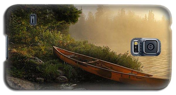 Dawn On Boot Lake Galaxy S5 Case