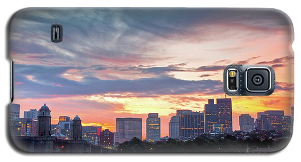 Dawn On The Charles River Galaxy S5 Case
