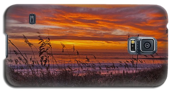 Dawn On The Dunes Galaxy S5 Case
